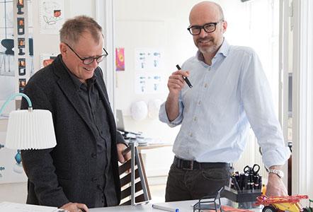 Flokk designer - Harrit and Sørensen AS
